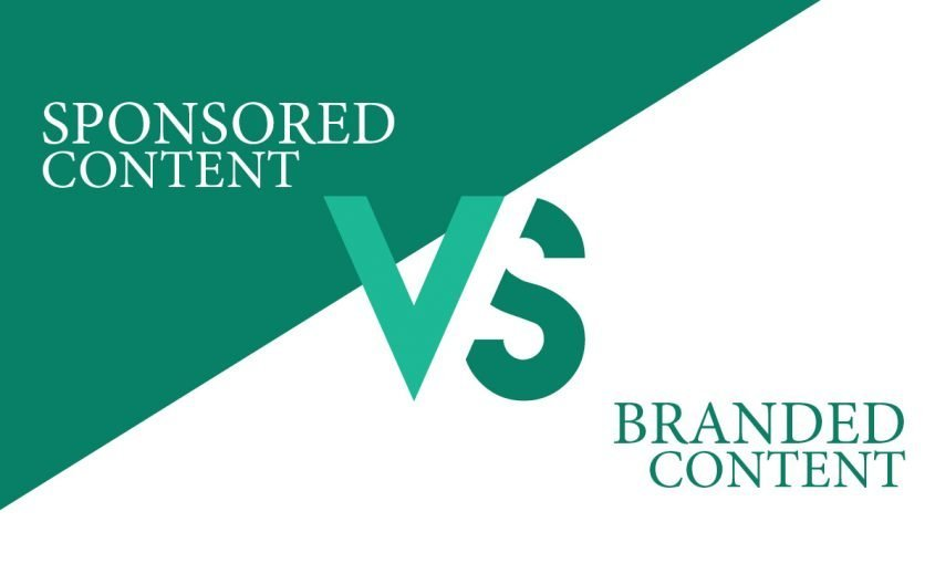 Sponsored Content vs. Branded Content: What's the Difference? | Roop & Co.