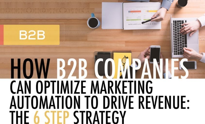 How B2B Companies Can Use Marketing Automation to Drive Revenue | Roop & Co.