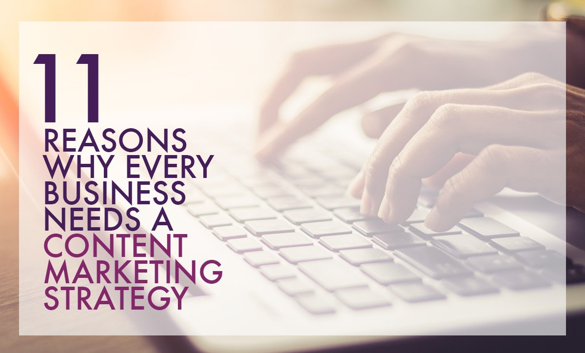 11 Ways Your Business Will Benefit From a Content Marketing Strategy | Roop & Co.
