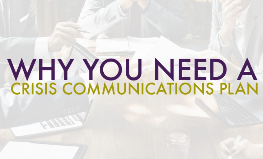 Why Your Business Needs a Crisis Communications Plan | Roop & Co.