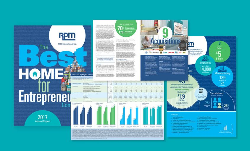 RPM International Annual Report Highlights Aquisitional Strategy