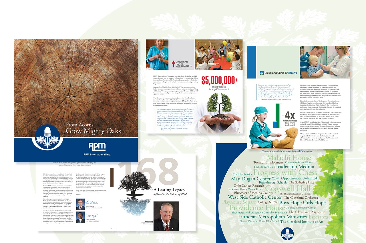 Community Brochure for RPM International