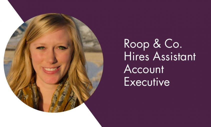 Roop & Co. Hires Jacqueline Gedeon as Assistant Account Executive