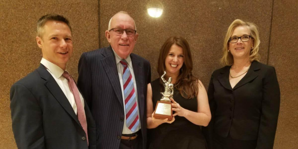 Roop Amp Co Wins 2017 Prsa Silver Anvil Award For Tremco
