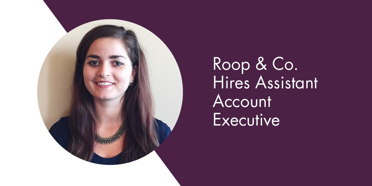 Roop & Co. Hires Maggie Sullivan as Assistant Account Executive