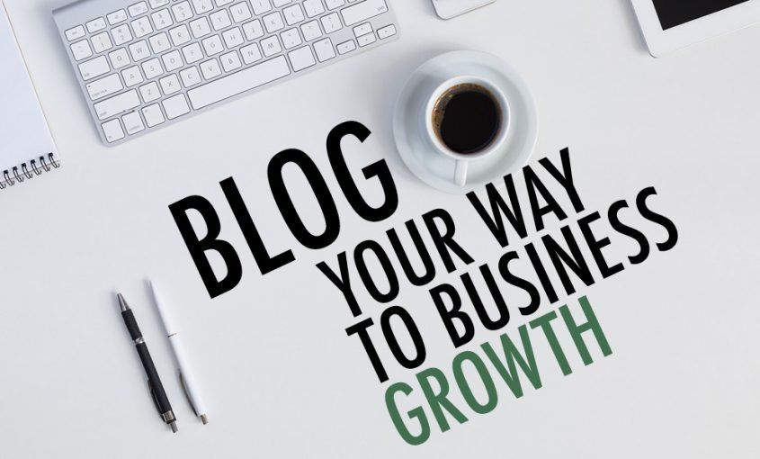 Ways You Can Use a Blog to Drive Business Growth | Roop & Co.