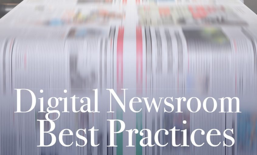 Best Practices for Creating Your Digital Newsroom | Roop & Co.