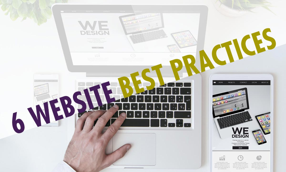6 Website Best Practices for Your Business | Roop & Co.