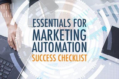 marketing automation checklist | content marketing resources
