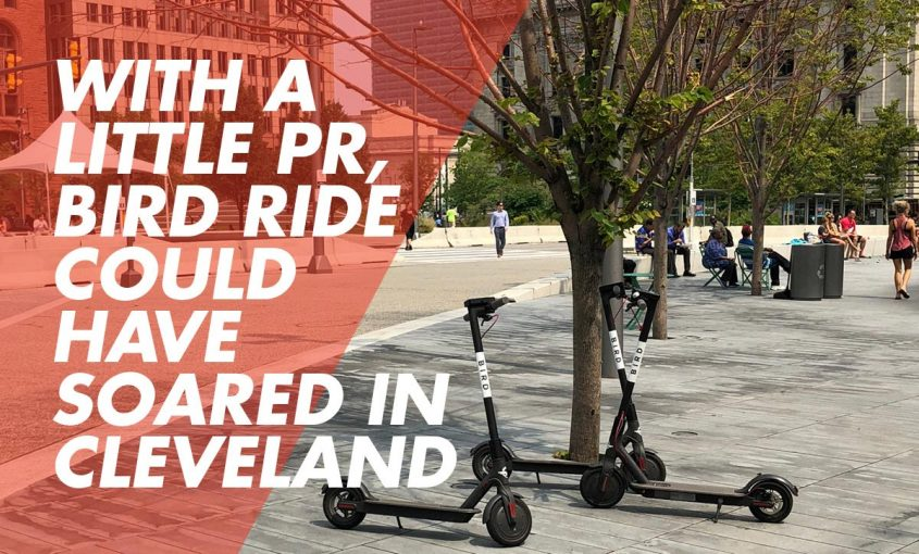 3 PR Tactics Could Have Avoided Bird's Cleveland Communications Crisis
