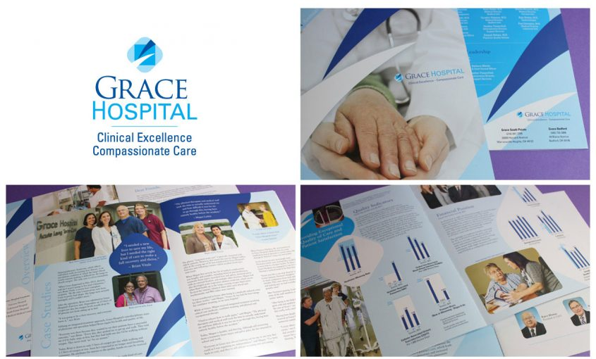 A Rebranding Initiative for Grace Hospital to Convey Clinical Excellence