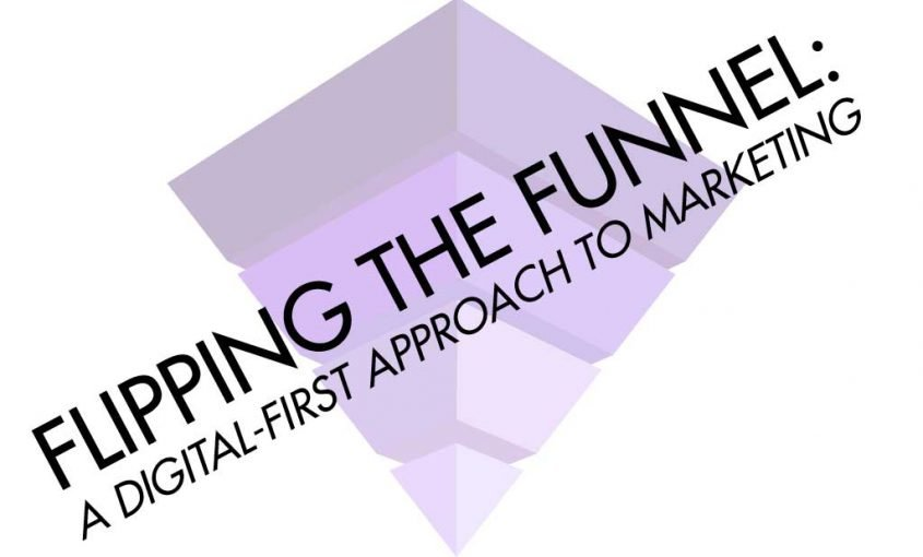 Using a Flipped Marketing Funnel for Lead Generation | Roop & Co.