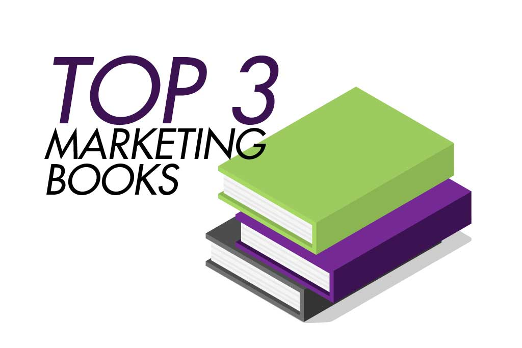 Top 3 Marketing Books for Business Growth | Roop & Co.