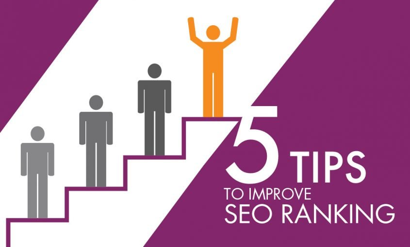 5 Tips to Improve Your Website's SEO Ranking